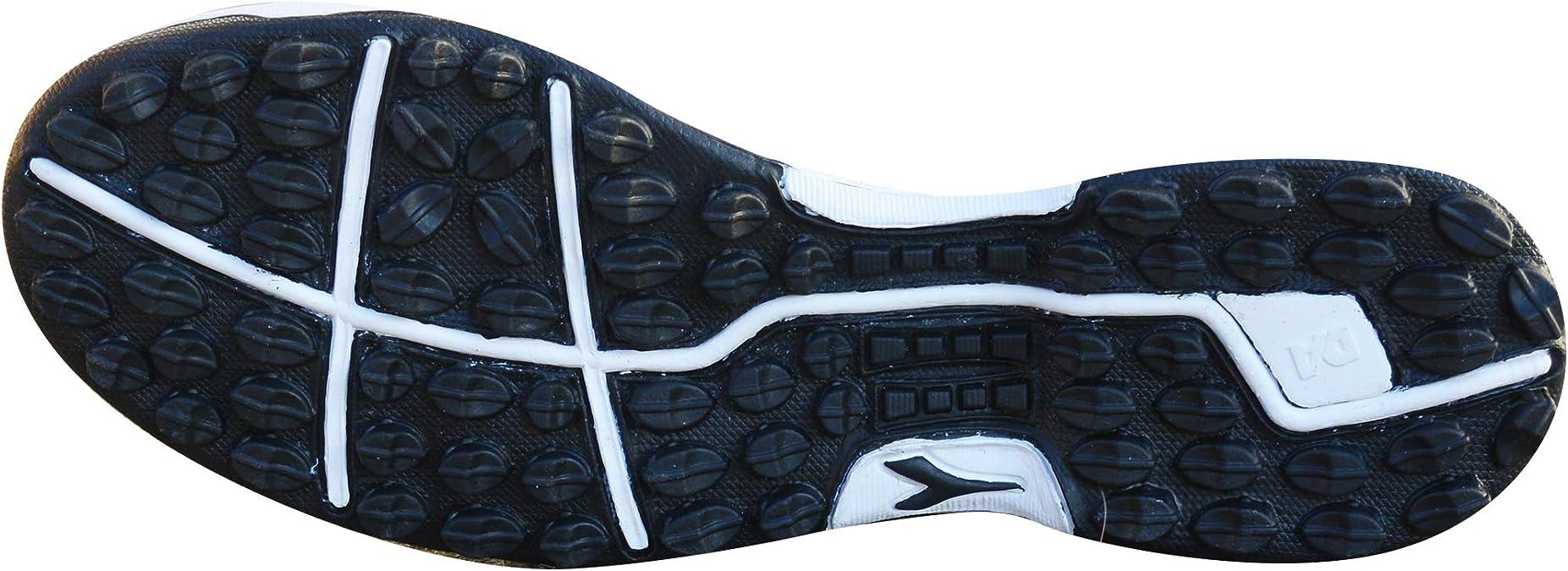 Diadora Womens Capitano TF Turf Soccer Shoes (7 Wide, Columbia ...