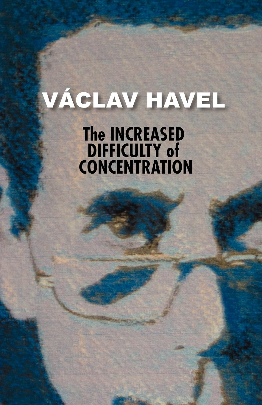 Download The Increased Difficulty of Concentration (Havel Collection) pdf