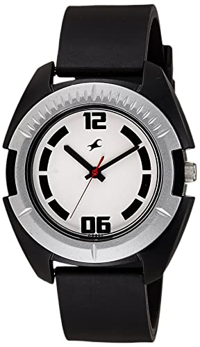 ffa82917433 Buy Fastrack Casual Analog White Dial Men s Watch -NK3116PP02 Online at Low  Prices in India - Amazon.in