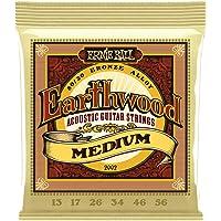 Ernie Ball Earthwood Medium 80/20 Bronze Acoustic Set.013 - .056