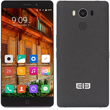 Elephone P9000 - 4G LTE Smartphone (Android 6.0 Octa Core, 5.5 ...