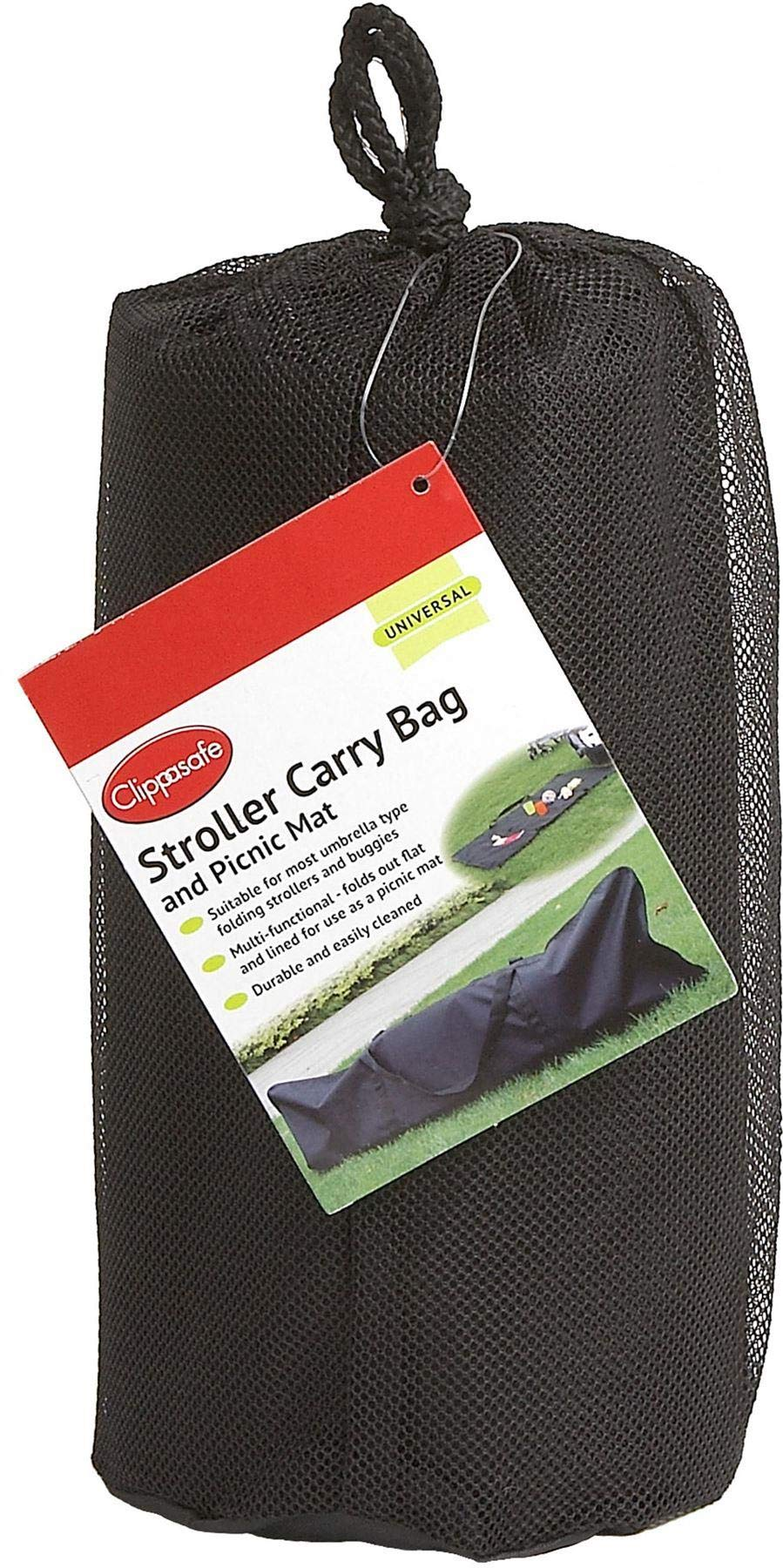 Clippasafe Stroller Carry Bag & Picnic Mat