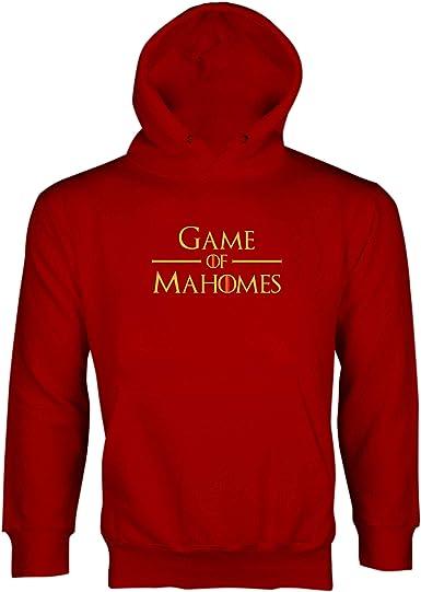 Patrick Is Mahomey Mahomes Funny Chiefs Crewneck Sweatshirt Mens