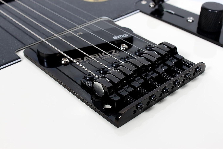 Amazon.com: Fender Standard Tele Telecaster Mod Guitar with EMG-TC ...