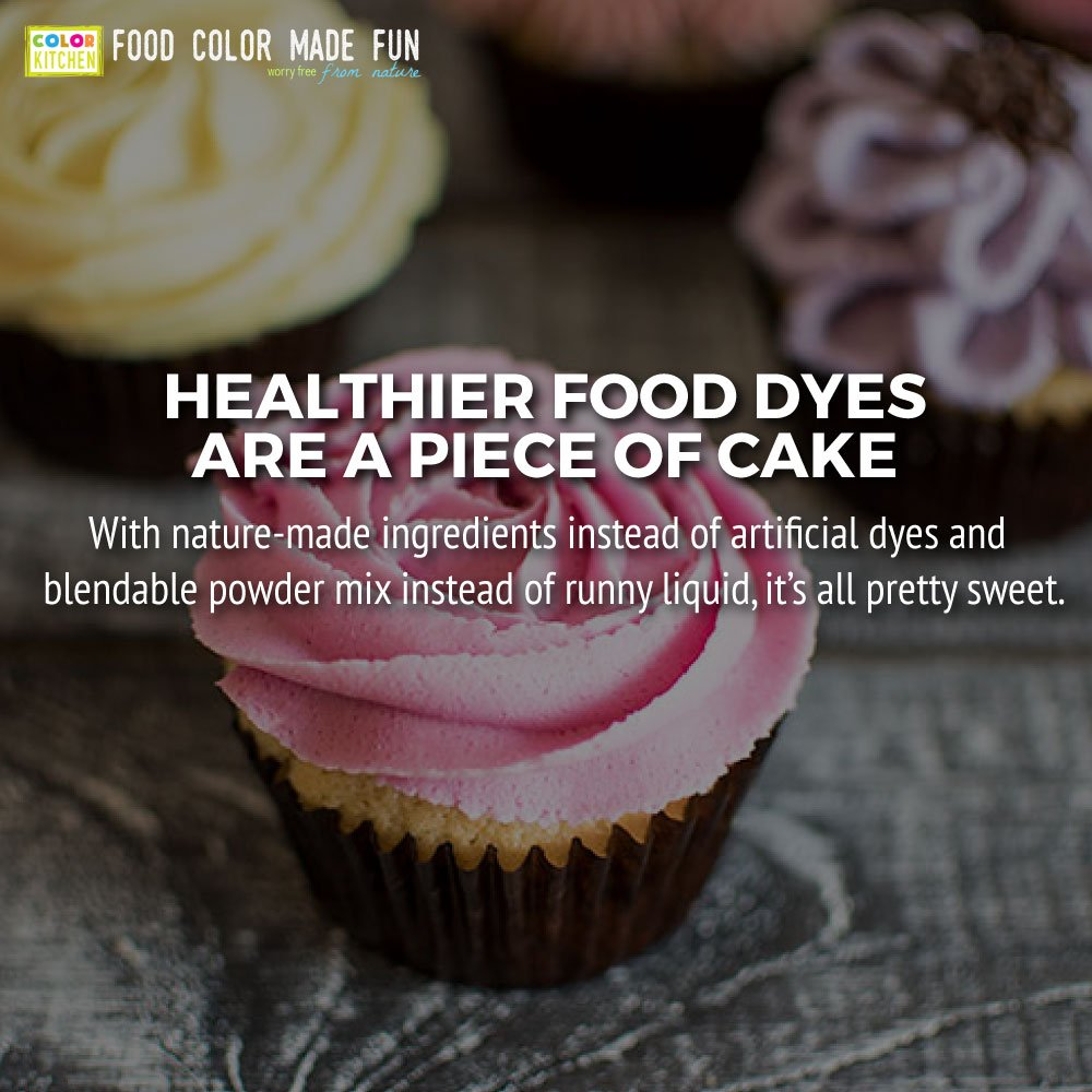 Amazon.com : Food Coloring - ColorKitchen Cupcake Coloring ...