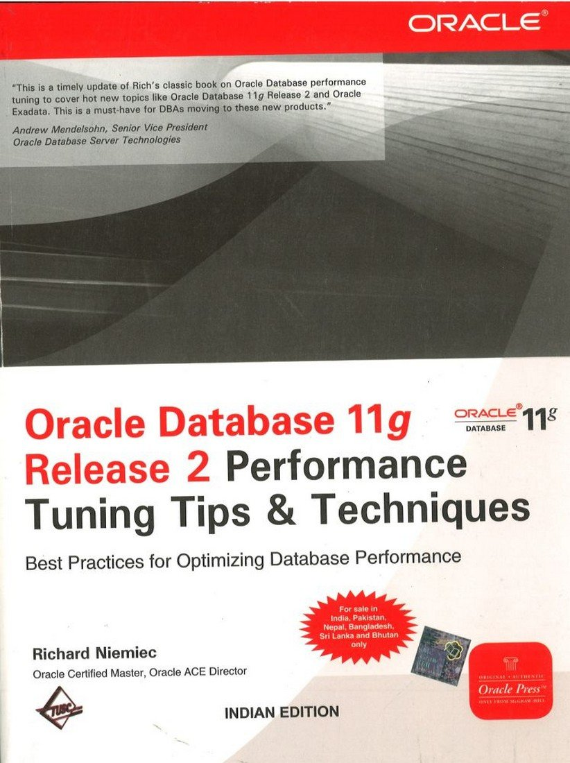 performance tuning in oracle 11g with examples
