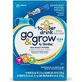 雅培Go & Grow 幼儿奶粉 单独小袋包装 香草味 4包16条 净重9.76盎司