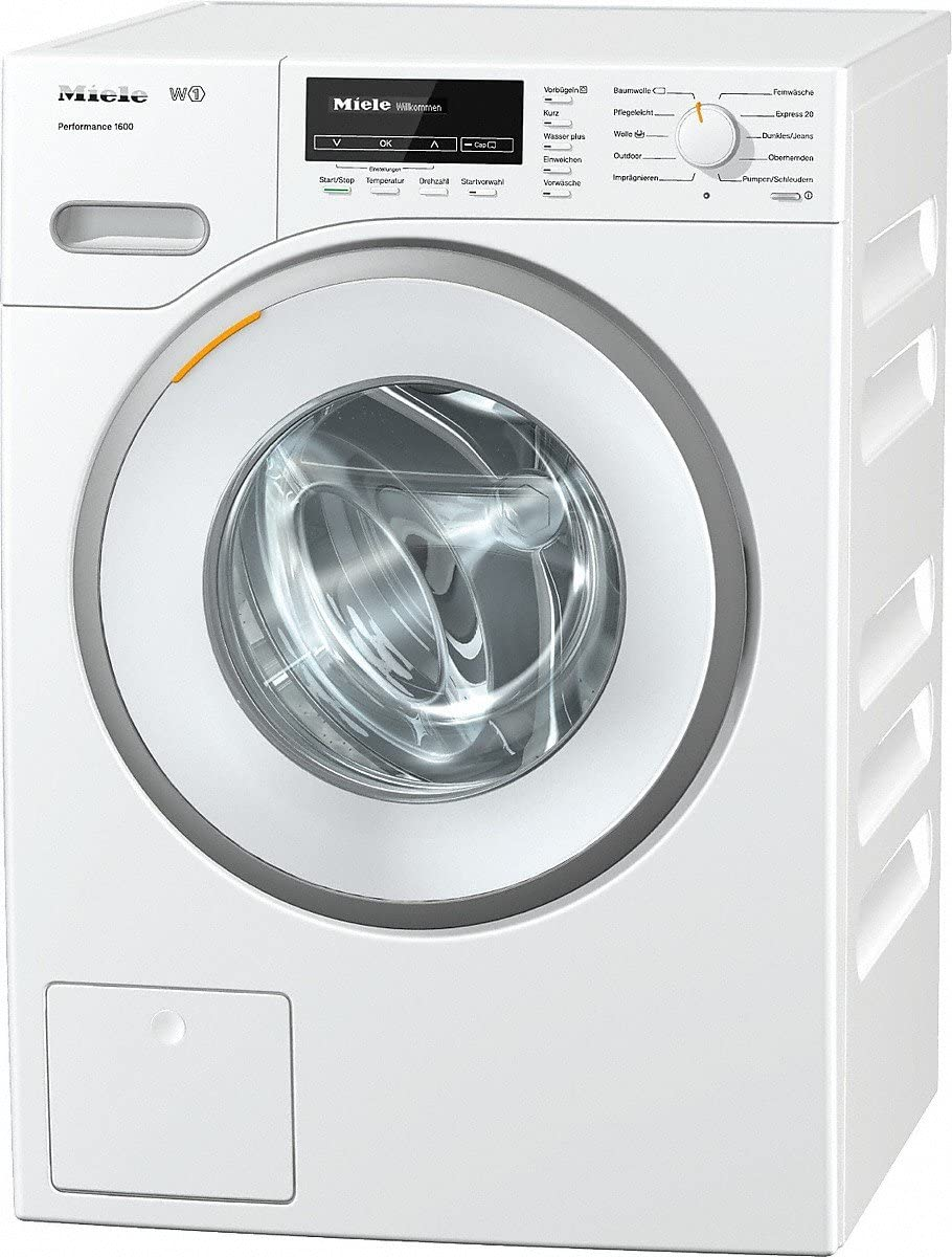Miele wmb125 WPS Performance 1600 W1 lavadora carga frontal blanco ...