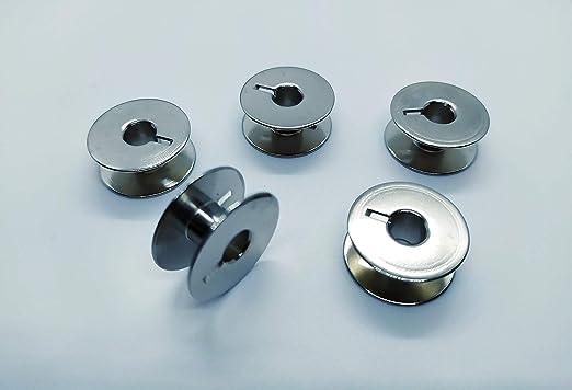 mimaquina.es Canillas metálicas para Alfa 1680/3242 / 3742/3842 (5 ...