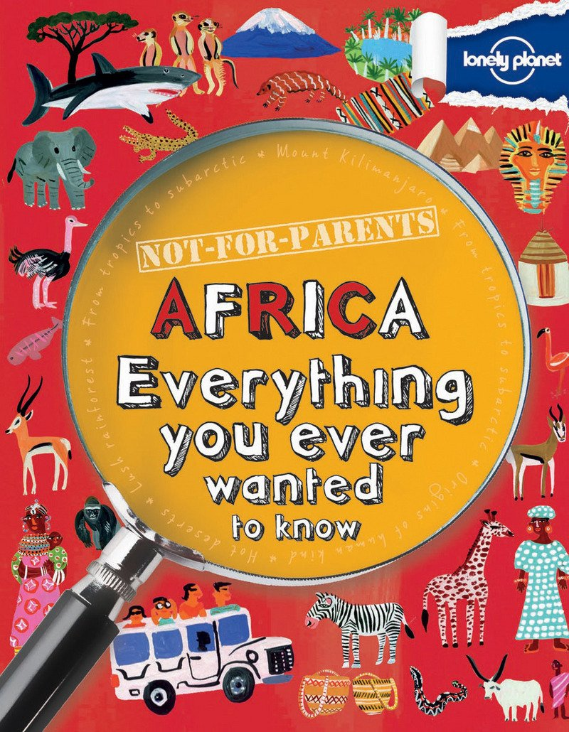 Not for Parents Africa (Lonely Planet Kids) pdf