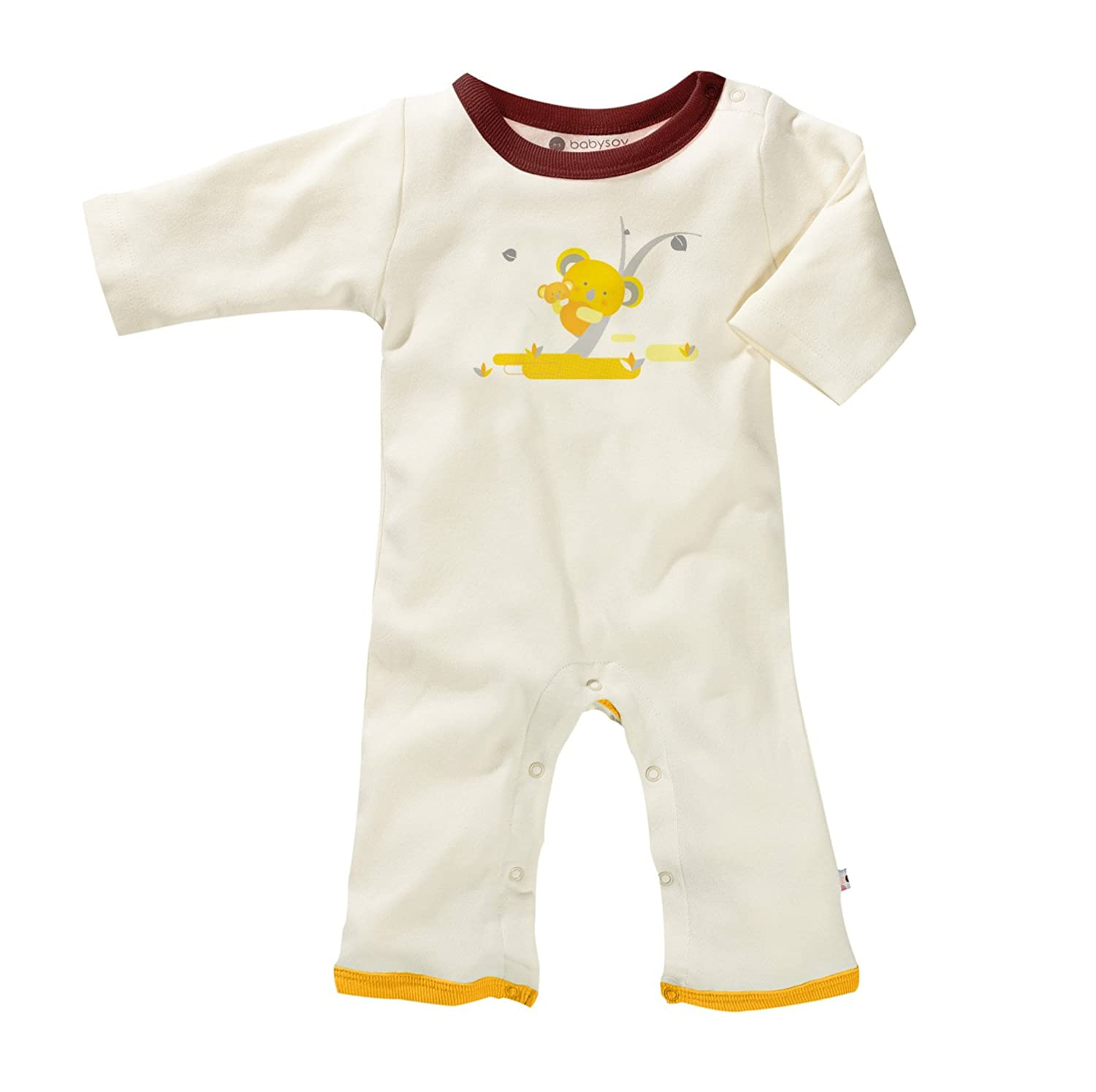 Baby Soy Illustrated Organic Onepiece Romper