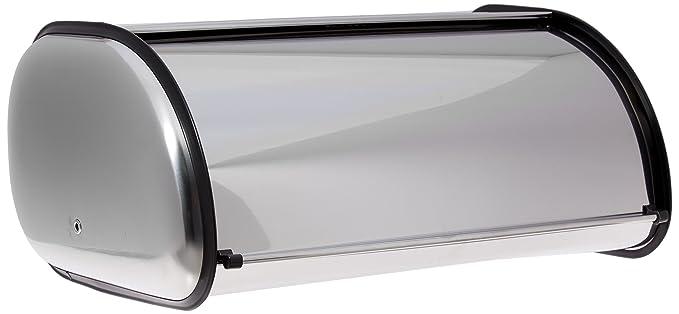 Stainless Steel Bread Box: Bread Bin Home-It Stainless Steel Bread Box Review