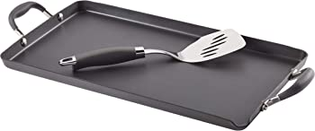 Anolon Advanced Hard-Anodized Non-Stick Pancake Griddle