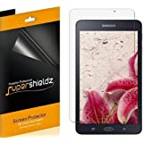 [3-Pack] Supershieldz for Samsung Galaxy Tab A 7.0 inch Screen Protector, Anti-Bubble High Definition Clear Shield + Lifetime Replacements Warranty- Retail Packaging