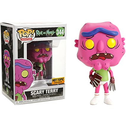 Amazon.com: Scary Terry (Tema caliente exclusivo): Funko POP ...