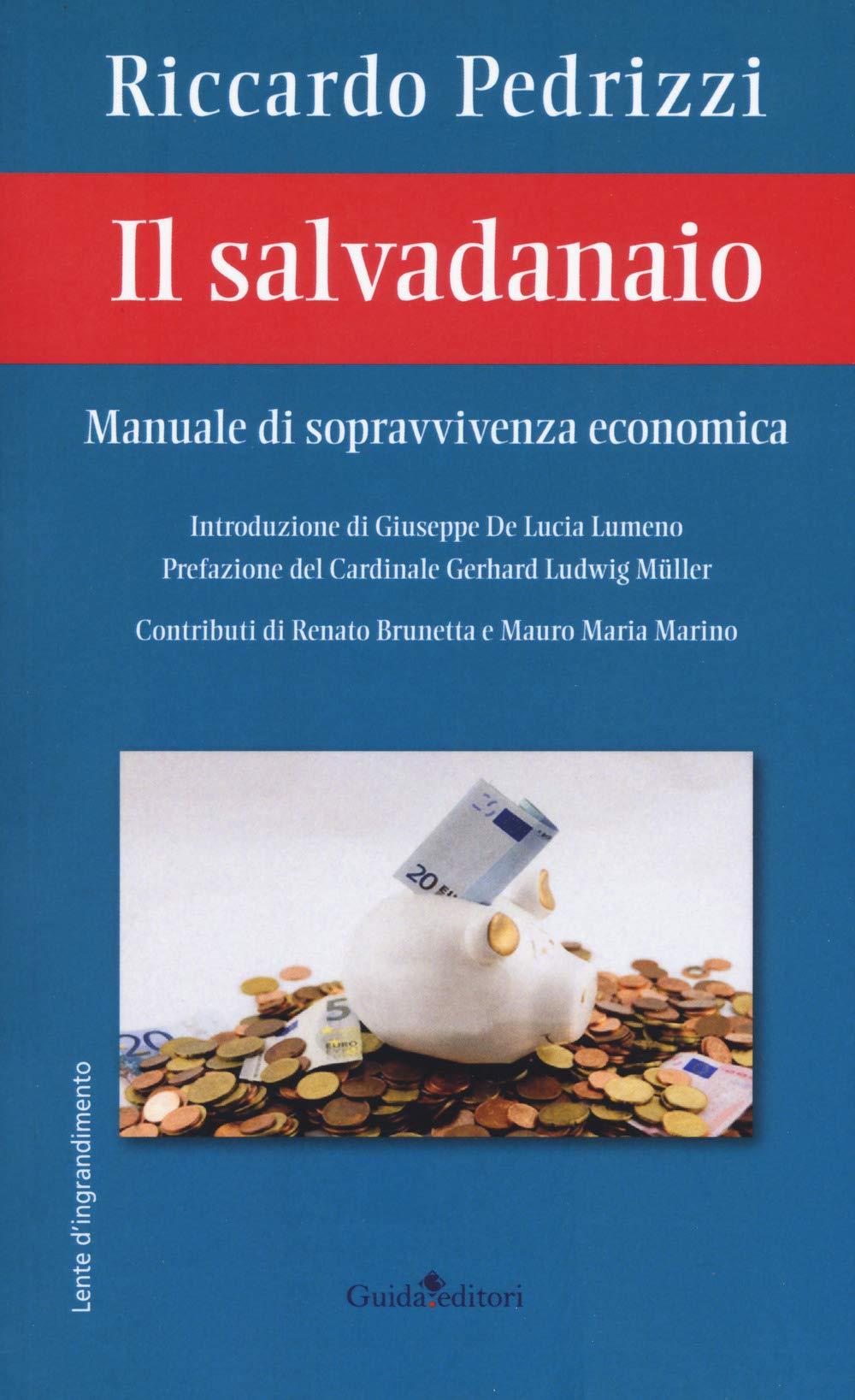 """""""Il salvadanaio"""" di Riccardo Pedrizzi. Per un'economia partecipativa e solidale – di Mario Bozzi Sentieri"""