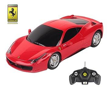 PTLR Ferrari Remote Control Car For Kids PL9130 118 Licensed 458