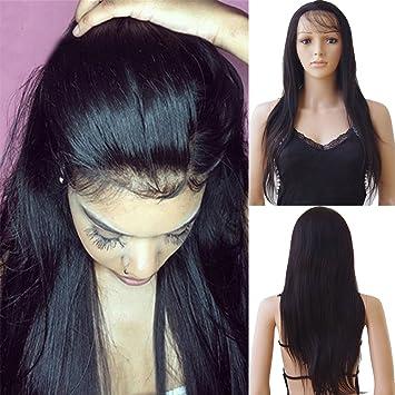 Perruque Lace Wig Cheveux Naturels Brésilienne