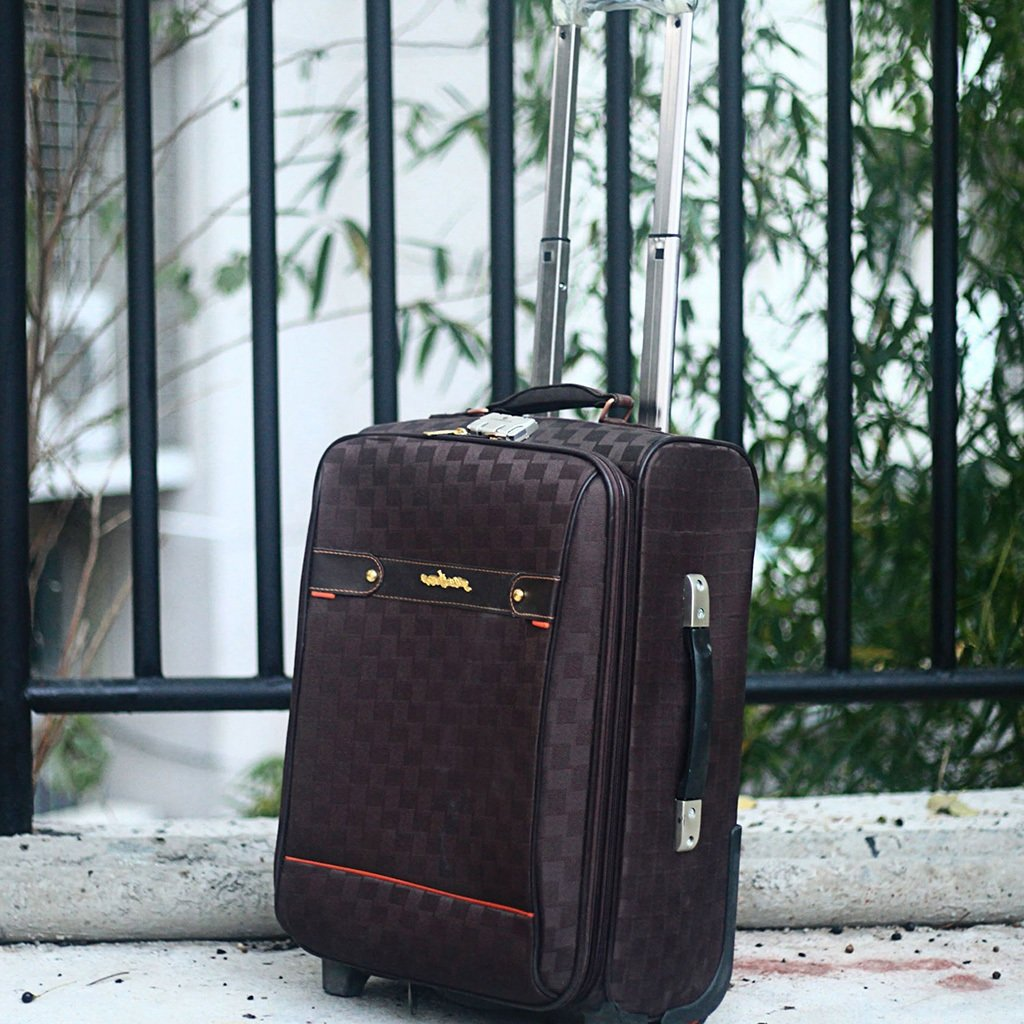 スーツケース トロリーケース20インチ2輪出張旅行外出トロリーバッグ大容量ライトトラベルバッグトラベルバッグドラッグバッグハンドバッグトランク旅客ボックス (色 : A5)   B07FMLKGFZ