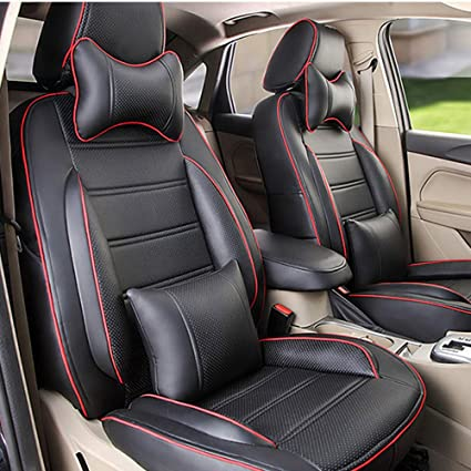 Amazon com: AutoDecorun 23 PCS/Set Leatherette Automotive