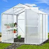 Jago Serra da giardino serra piante per esterno serra orto trasparente