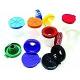 Creativity Street No-Spill Paint Cups, 10 Pack (AC5100)