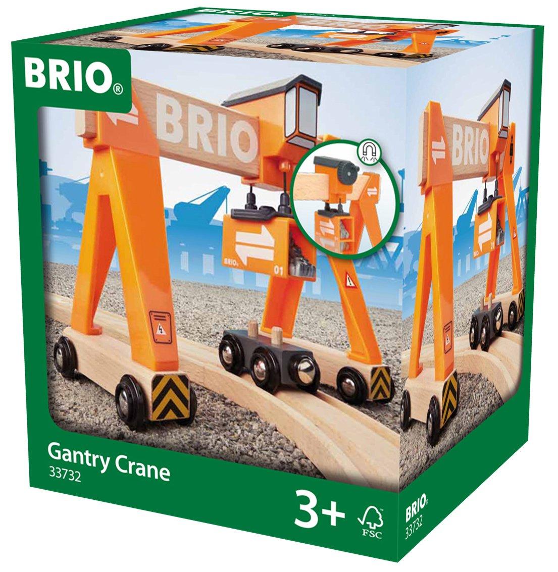 BRIO Gantry Crane by Brio