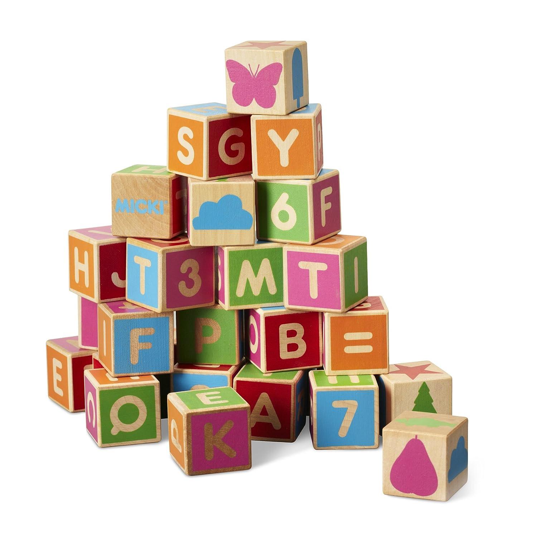 Baby-Holzwürfel mit Namensgravur - Schönes Geschenk zur Taufe ...