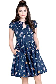 e3a694af53504 Hell Bunny Ice Scream Zombie Diner Mini Dress at Amazon Women's ...