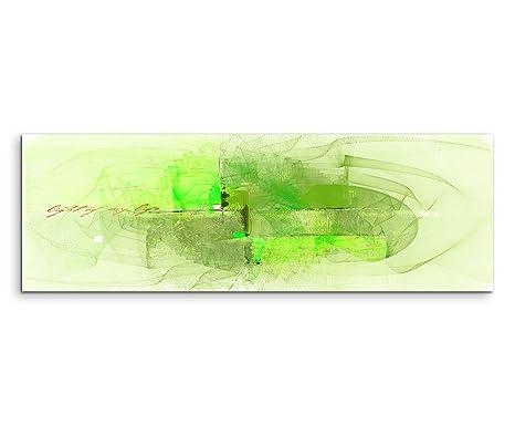 150 x 50 cm panorama quadro astratto tela stampa d arte murale