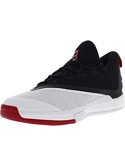 43adfc7458020 adidas Performance Men's Crazylight Boost 2.5 Low Basketball Shoe