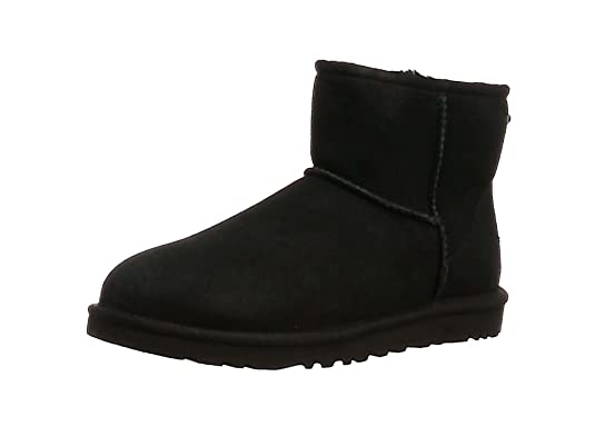 d05accef7 Ugg Classic Mini - Botines planos para mujer