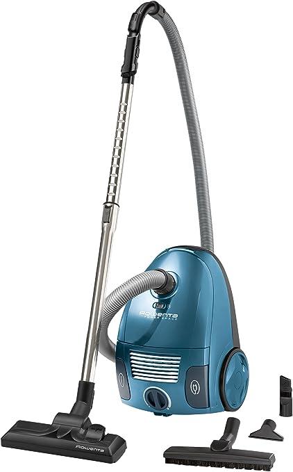 Rowenta Compact Power Power Space 750 W - Aspiradora (750 W, Aspiradora cilíndrica, Secar, Bolsa para el polvo, 3 L, Filtrado): Amazon.es: Hogar