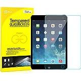 iPad Mini 強化ガラス液晶保護フイルム, JETech® 液晶保護フィルム,高精細度,iPad Mini 1/2/3用液晶保護フィルム