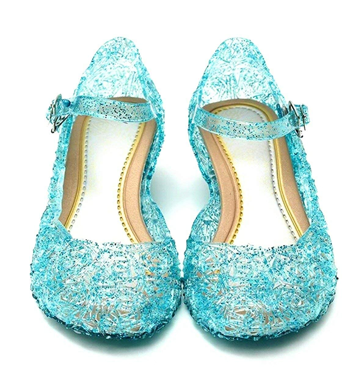 fa1161826830 Amazon.com  Mina + Willie Girls Mary Jane Jelly Shoes  Shoes