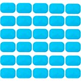 ABS Gel Pads, 30PCS Muscle Stimulator Pads Replacement for Ultimate Muscle EMS Toner Abdominal Belt Belly Thigh Flab Arm…