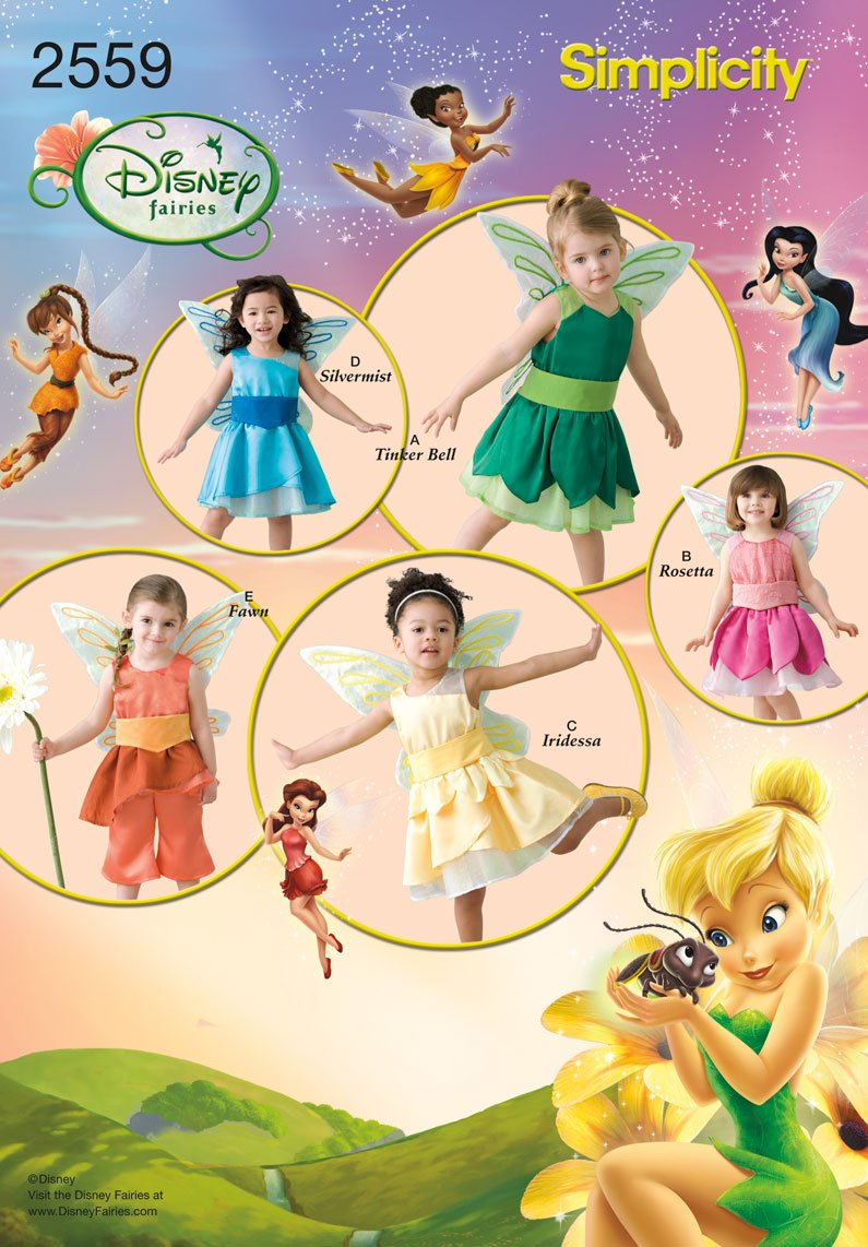 amazoncom simplicity sewing pattern toddler costumes a arts crafts u0026 sewing