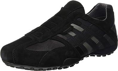 Repelente fuerte Norma  Geox Uomo Snake L, Zapatillas sin Cordones para Hombre: Amazon.es: Zapatos  y complementos