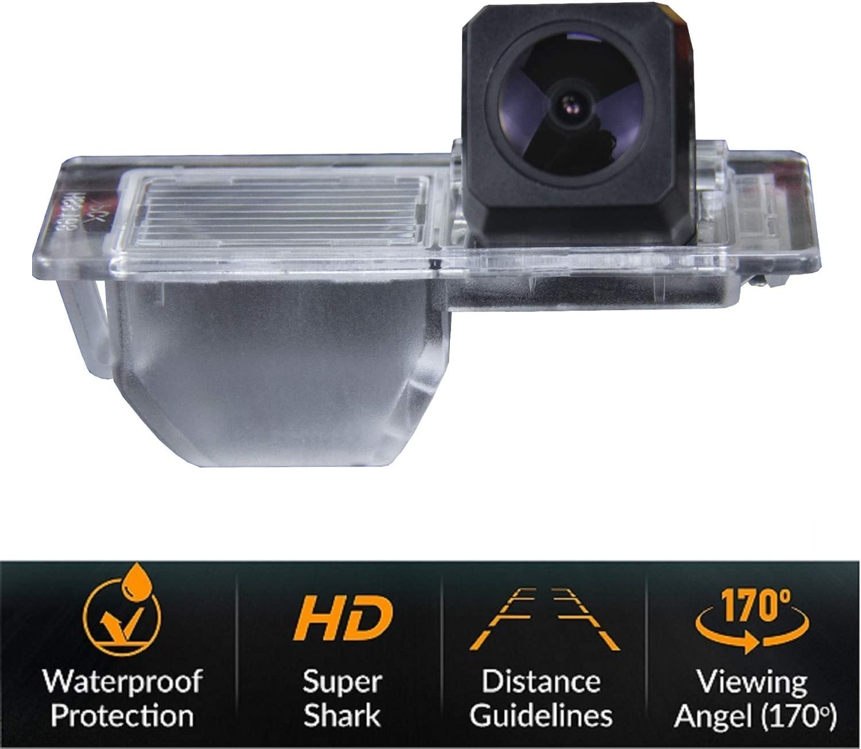 Reversing Vehicle-Specific Camera Integrated in Number Plate Light License Rear View Backup Camera for Chevrolet Chevy Aveo Sonic Orlando Cruze Trailblazer Equinox Malibu Traverse Trax Tracker Opel