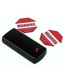 Winner International SA110 The Club Vehicle Anti-Theft Alert Signal and Sticker Combo