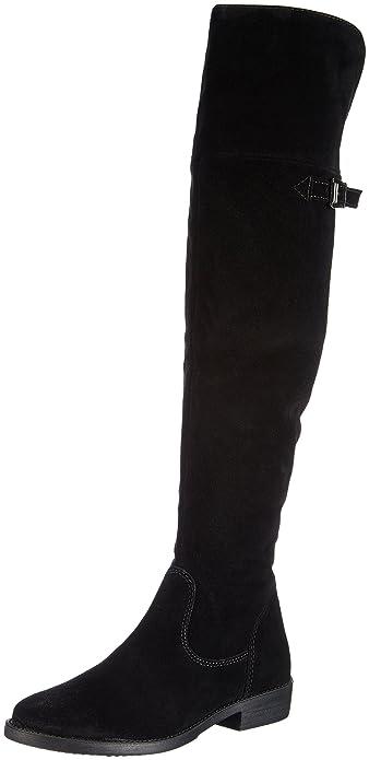 9ee157b4a96fa3 Tamaris 25811 Damen Over-Knee Stiefel  Amazon.de  Schuhe   Handtaschen