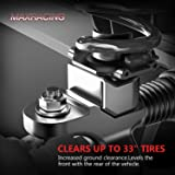 Maxracing 2-inch Suspension Leveling Kit for