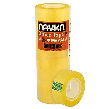 Rouleau Adhesif Multi Tache Nayka 8 Rouleaux Maison Bureau