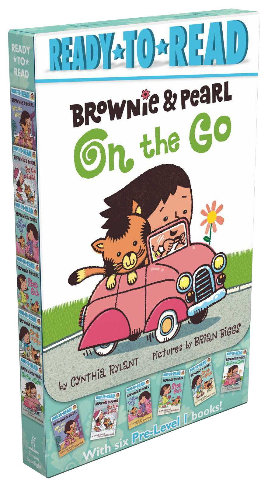 Brownie & Pearl On the Go: Brownie & Pearl Hit the Hay; Brownie & Pearl See the Sights; Brownie & Pearl Get Dolled Up; Brownie & Pearl Step Out; ... Grab a Bite; Brownie & Pearl Go for a Spin ebook