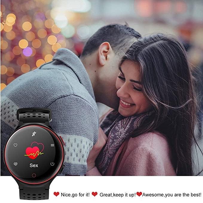 Logobeing Deporte Smartwatch X2 Plus Motion Podómetro Actividad ...