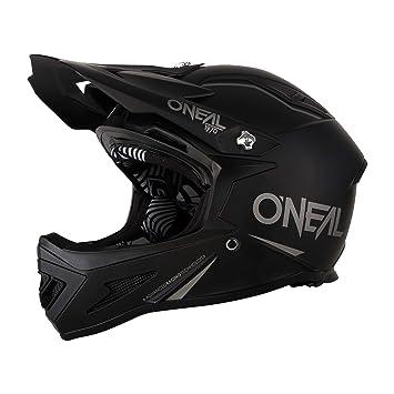 Oneal Warp Fidlock Crank Casco Bicicleta, Negro, XS