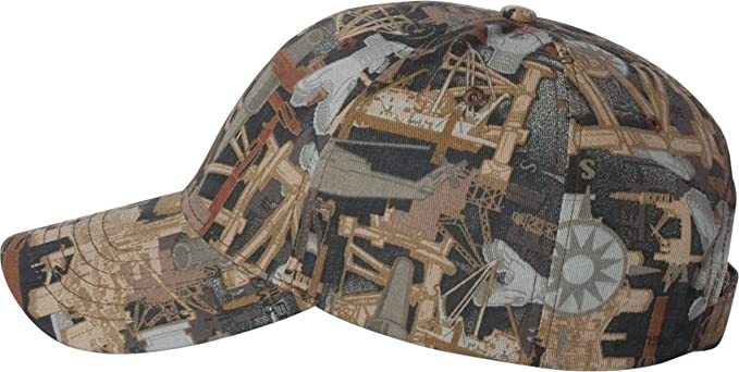 Kati Oilfield Camo Cap. OIL15 - Oil Field Camo at Amazon Men s ... e5d3af8a292