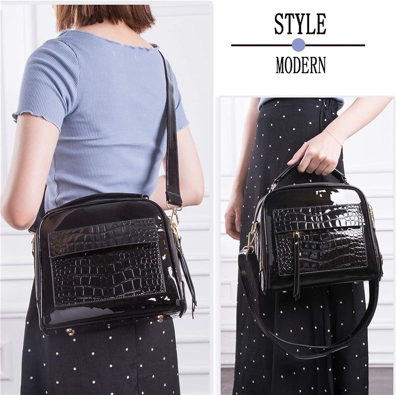 Handbags Crossbody Shoulder Bag Crocodile Leather Purse