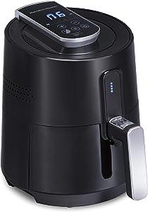 Hamilton Beach Air Fryer Oven Digital and Programmable, Nonstick (35050), 2.5 Liters, Black (Renewed)