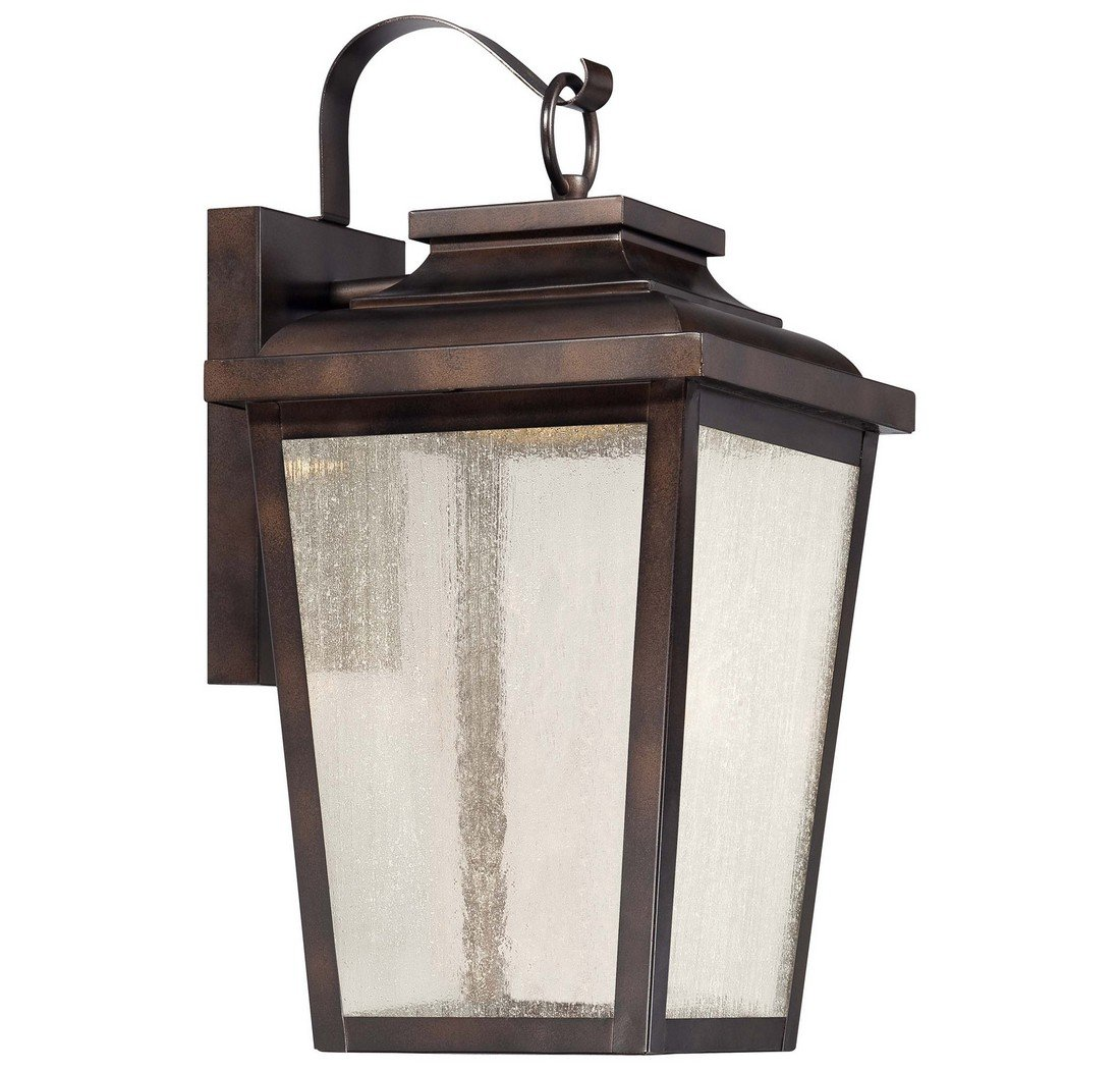 Minka Lavery 72172-189-L Minka 72172-189-Lled Outdoor Wall Mount from Irvington Manor LED Collection Collectionled